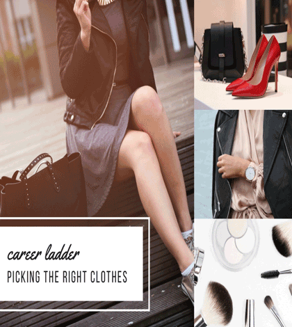 Move Up the Career Ladder By Picking the Right Clothes